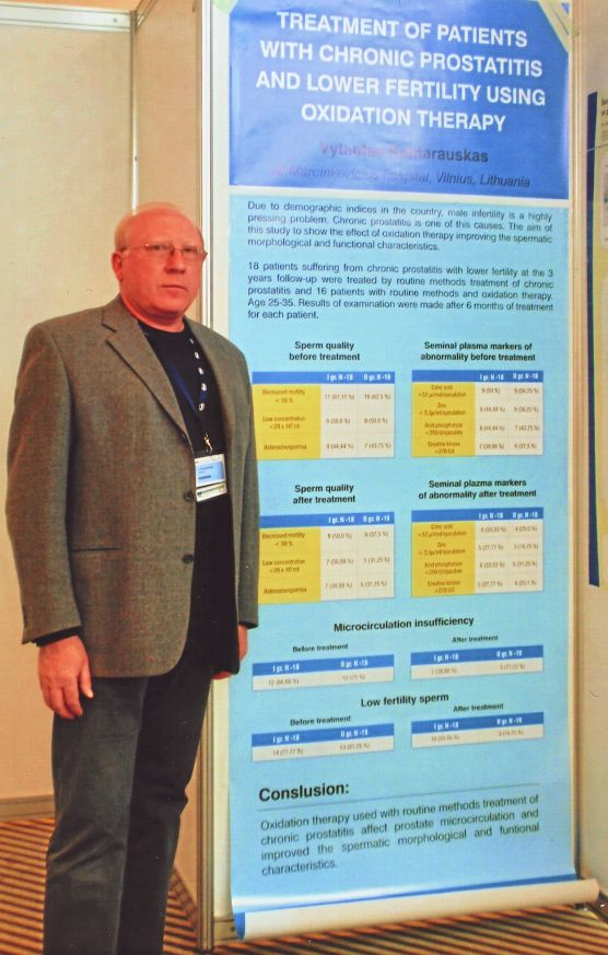 19th Meeting of the EAU Section of Urological Research, 7-9 October 2010, Vilnius